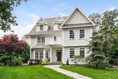 Norwalk CT Single Family Home For Sale: $1,799,000