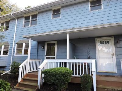 North Branford Condo/Townhouse For Sale: 93 Clintonville Road #10