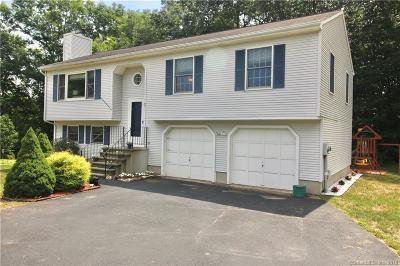 Naugatuck Single Family Home For Sale: 95 Alma Street