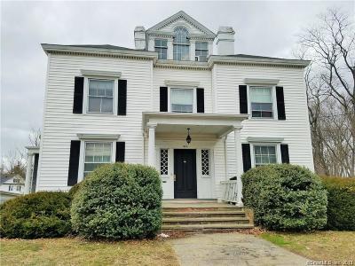 Norwich Single Family Home For Sale: 260 Washington Street