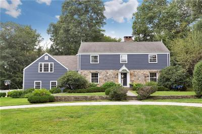 Darien Single Family Home For Sale: 16 Linda Lane
