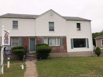 Plainville Multi Family Home For Sale: 452 East Street