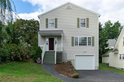 Fairfield Single Family Home For Sale: 84 Edison Avenue