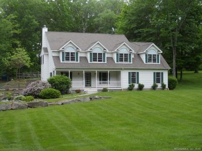 New Milford Single Family Home For Sale: 426 Long Mountain Road