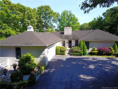 Stonington Single Family Home For Sale: 360 Greenhaven Road