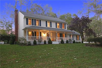 New Milford Single Family Home For Sale: 96 Lanesville Road