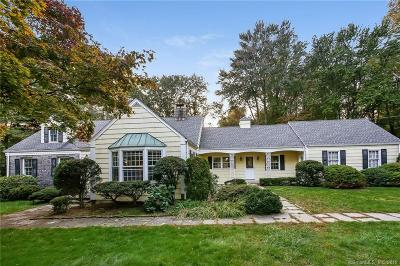Stamford Single Family Home For Sale: 1372 Newfield Avenue