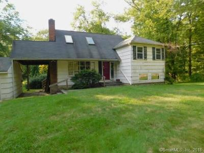 Greenwich Single Family Home For Sale: 340 Cognewaugh Road