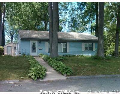 Milford CT Single Family Home For Sale: $189,900