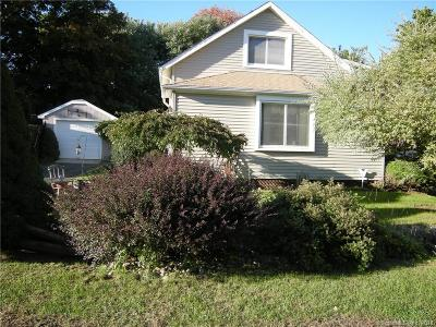 Bristol Single Family Home For Sale: 47 East New Street