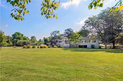 Westport Single Family Home For Sale: 130 Cross Highway