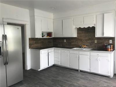 Meriden Rental For Rent: 132 Wilcox Avenue
