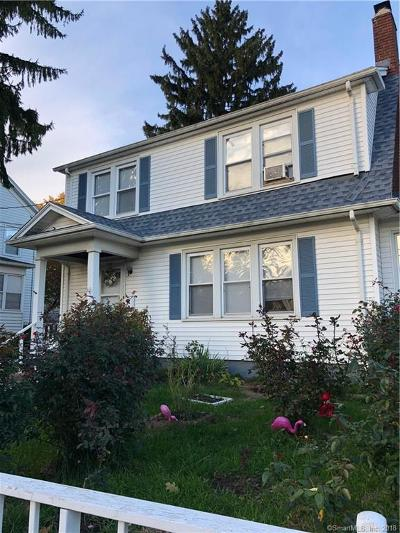 Meriden Single Family Home For Sale: 202 Olive Street