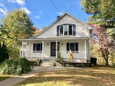 Berlin CT Single Family Home For Sale: $279,500