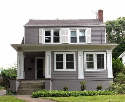 New Haven Single Family Home For Sale: 180 Yale Avenue