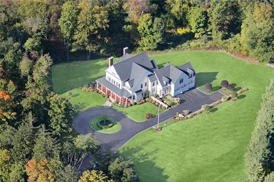 Ridgefield Single Family Home For Sale: 325 Ridgebury Road