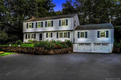 Stamford Single Family Home For Sale: 104 Laurel Ledge Road