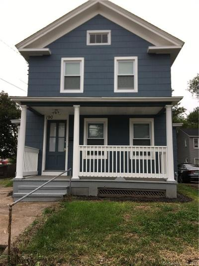 Wallingford Rental For Rent: 190 Hall Avenue