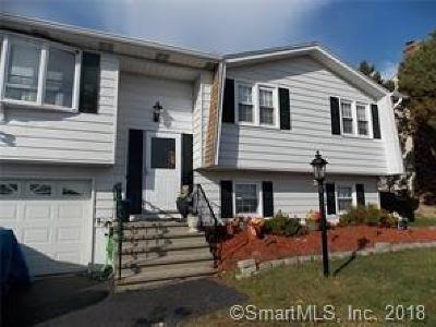 New Haven Single Family Home For Sale: 412 Burr Street