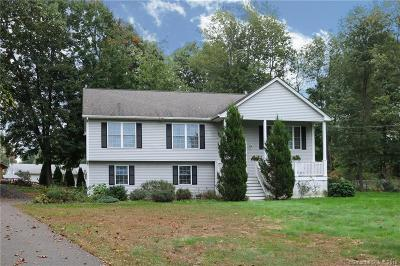 Southington Single Family Home For Sale: 49 Ruggles Row