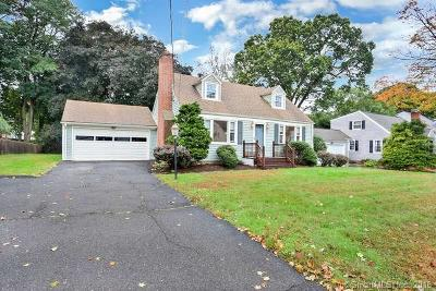 Fairfield Single Family Home For Sale: 137 Riverview Circle
