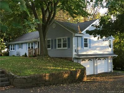 Meriden CT Single Family Home For Sale: $269,900