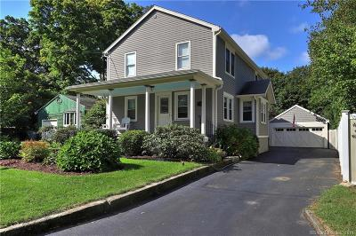 New Haven County Single Family Home For Sale: 22 Meadow Street