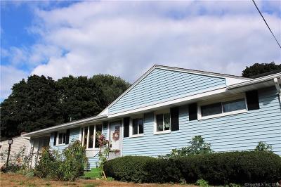 West Hartford Single Family Home For Sale: 30 Davenport Road