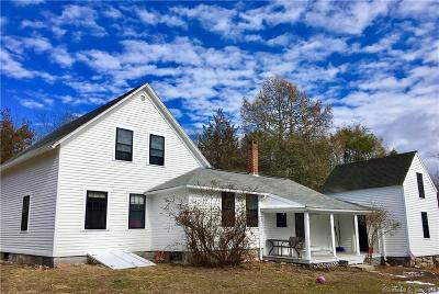Stonington Single Family Home For Sale: 200 A & B Mistuxet Avenue