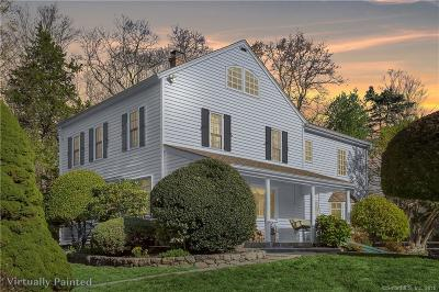 Wilton Single Family Home For Sale: 175 Mountain Road