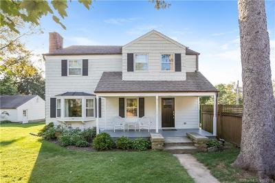 Stamford Single Family Home For Sale: 4 Hornez Street