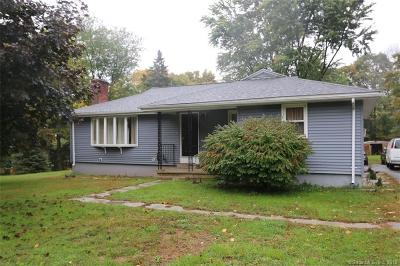 Middletown Single Family Home For Sale: 1053 Ridgewood Road