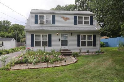 Newington Single Family Home For Sale: 129 7th Street