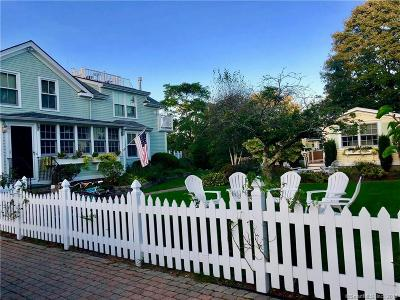 Stonington Single Family Home For Sale: 39-41 Orchard Street