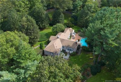 Fairfield County Single Family Home For Sale: 46 Sawmill Lane