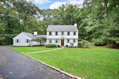 Fairfield Single Family Home For Sale: 284 Whiting Pond Road