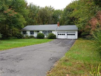Barkhamsted Single Family Home For Sale: 16 Oaklawn Drive