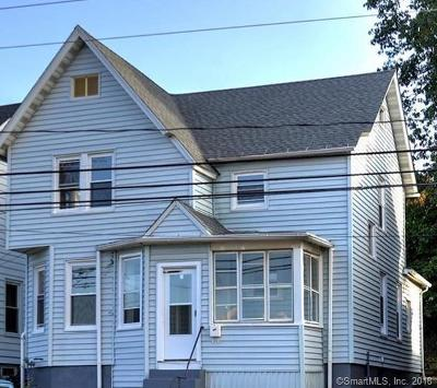 Meriden Single Family Home For Sale: 328 West Main Street