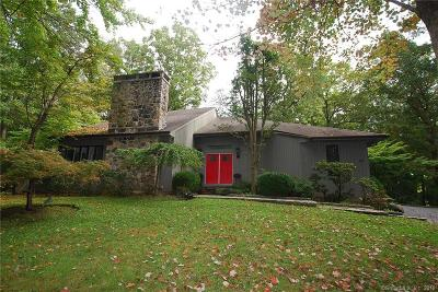Weston Single Family Home For Sale: 53 Treadwell Lane