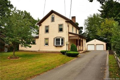 Plainville Single Family Home For Sale: 255 Camp Street