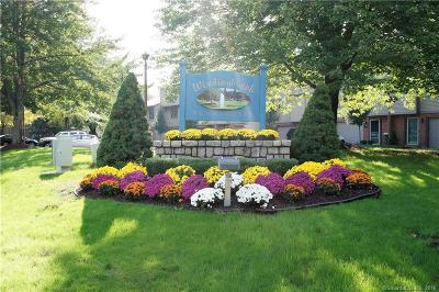 Meriden Condo/Townhouse For Sale: 88 Metacomet Drive #88