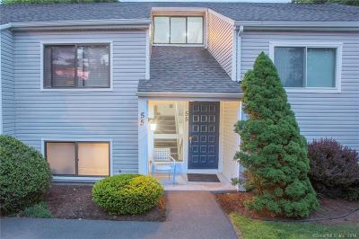 Rocky Hill Condo/Townhouse For Sale: 55 Brookwood Drive #A