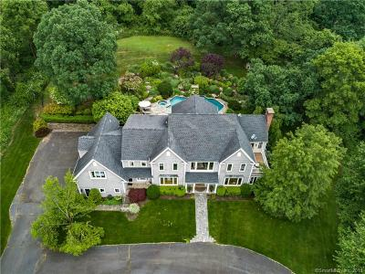 Weston Single Family Home For Sale: 10 Marshall Lane