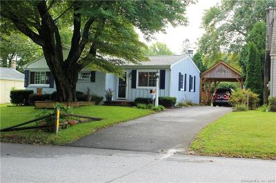 Groton Single Family Home For Sale: 41 Greenway Road