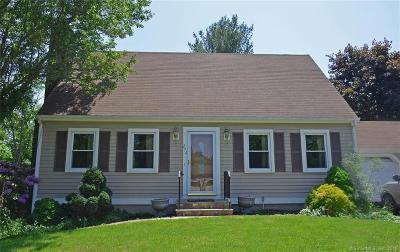 Middletown Single Family Home For Sale: 274 Blue Road