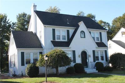 Wethersfield CT Single Family Home For Sale: $229,900