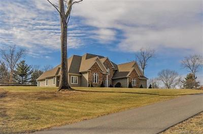 Litchfield Single Family Home For Sale: 199 Old Forge Hollow Road