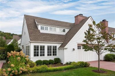 Darien Single Family Home For Sale: 20 Kensett Lane #20