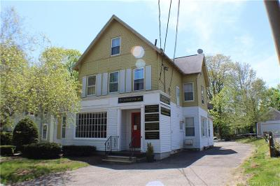 Commercial Lease For Lease: 9 Lafayette Street