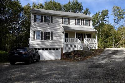 Hamden Single Family Home For Sale: 1 Nicholas Court